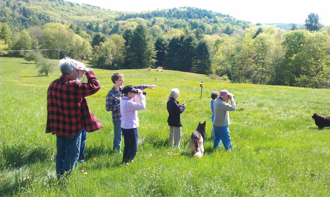 Western Mass Woodlands for Wildlife: Managing your land for wildlife habitat, June 24, 2016