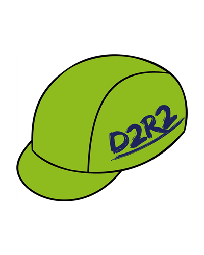 D2R2 Cycling Cap