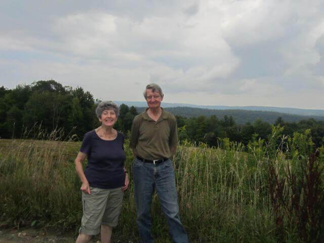 Judith and Wayne