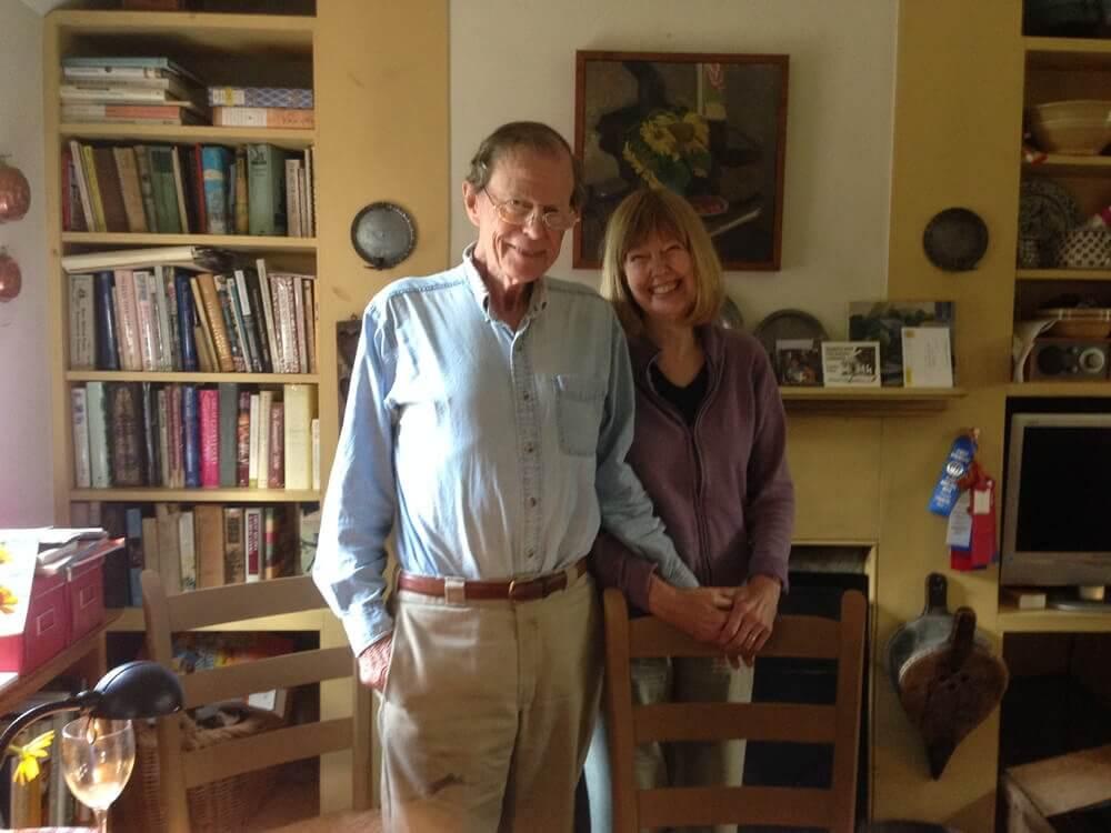 Dick and Susan Todd